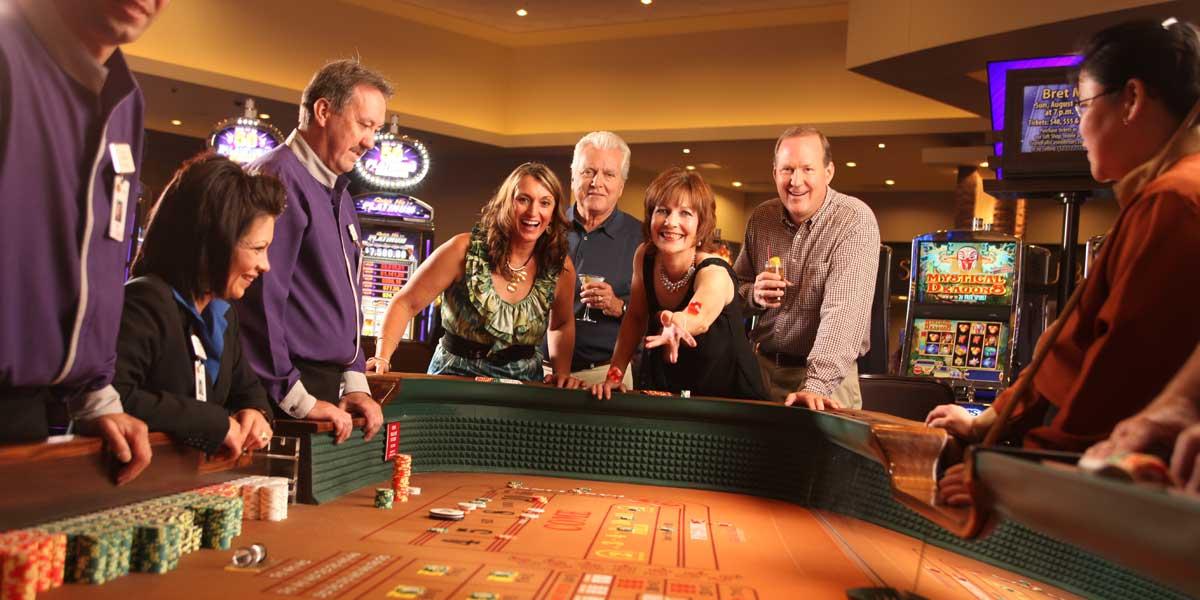 Casino - Grand Falls Casino & Golf Resort®