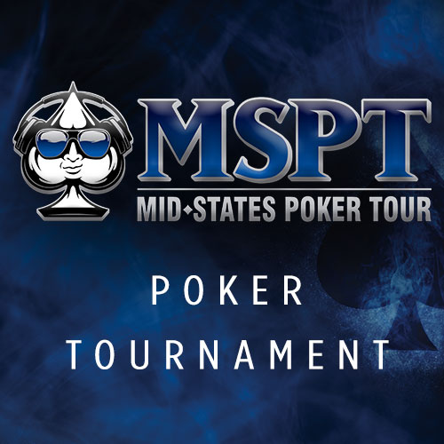 MSPT Poker Tournament